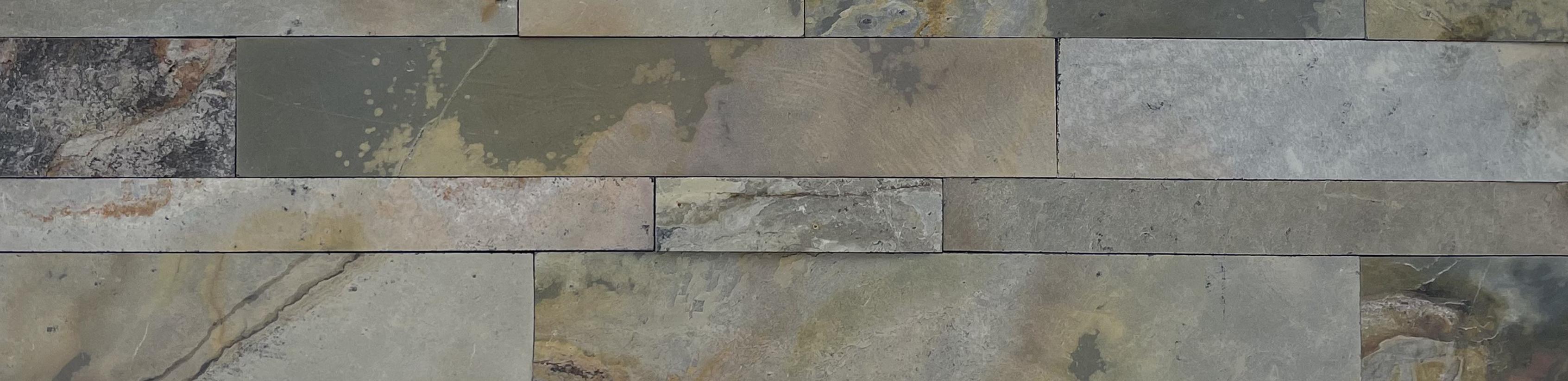 Wandverkleidung Dünnschiefer 2006