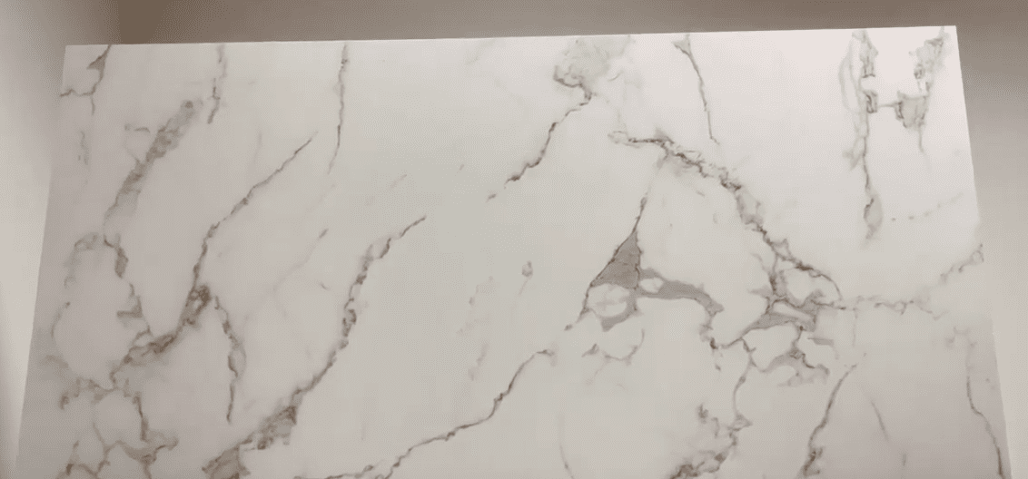 Wandpaneel/Wandfliese Carrara