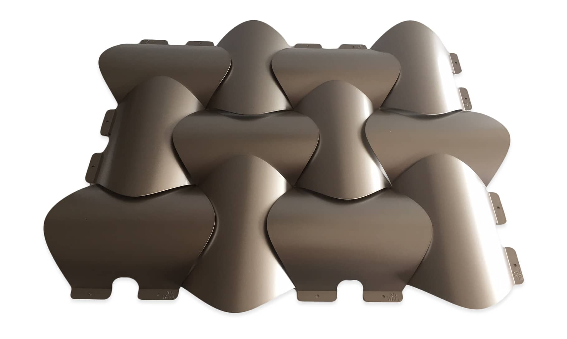 3D Wall Spline