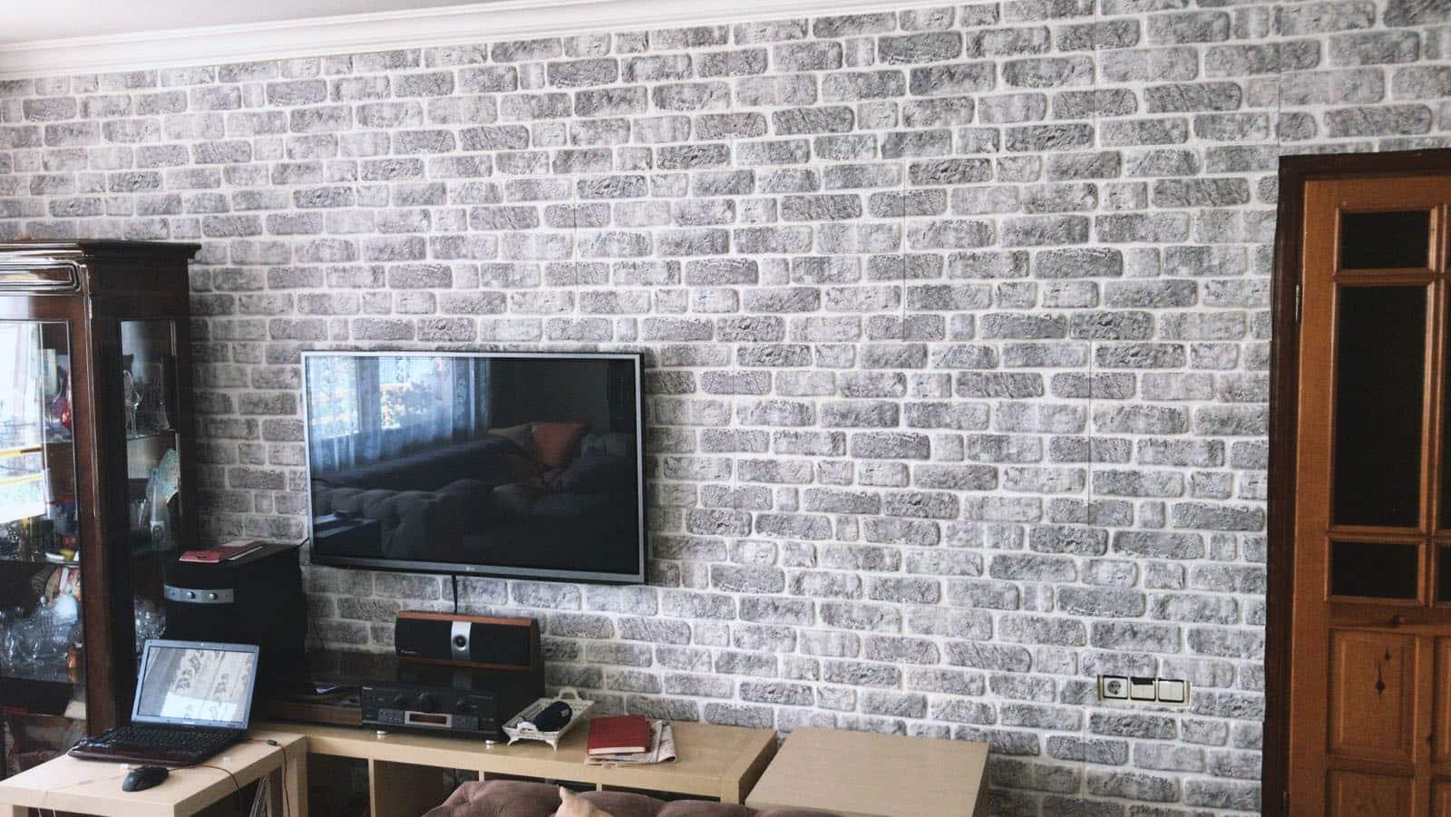 Wandverkleidung Backsteinoptik ST115