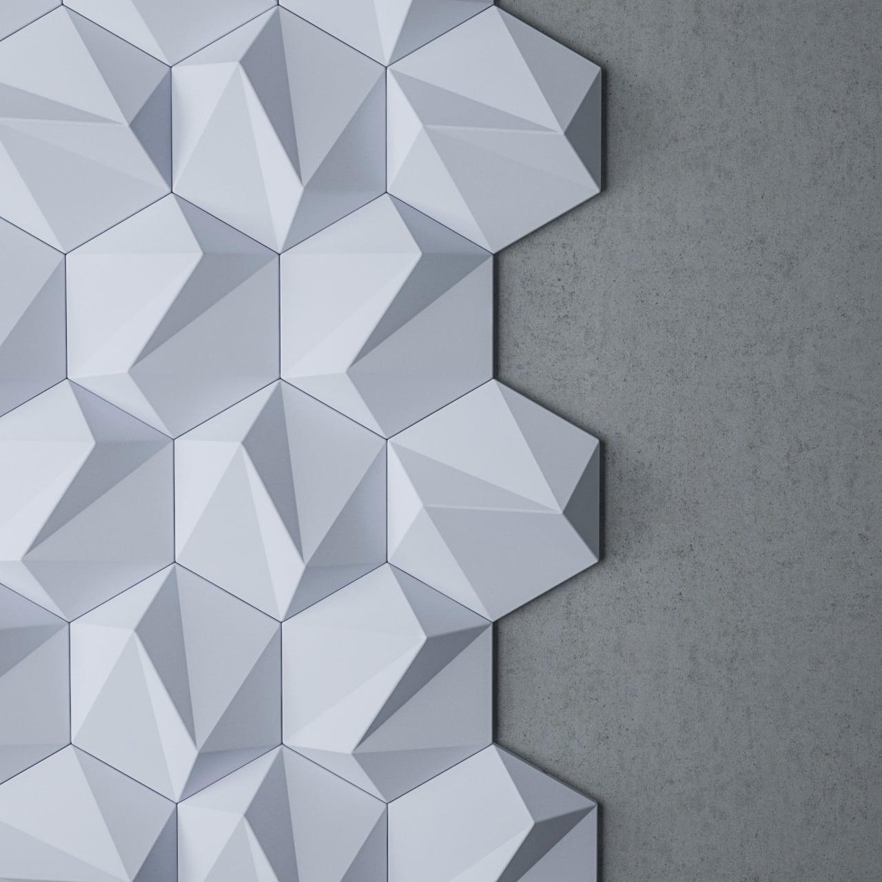 3D Wall Zeta