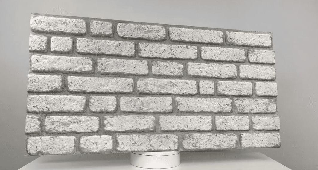 Wandverkleidung Backsteinoptik 351-129