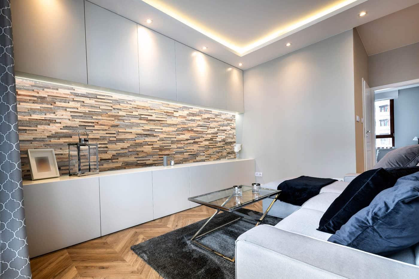 Wandpaneel Holz Selectio