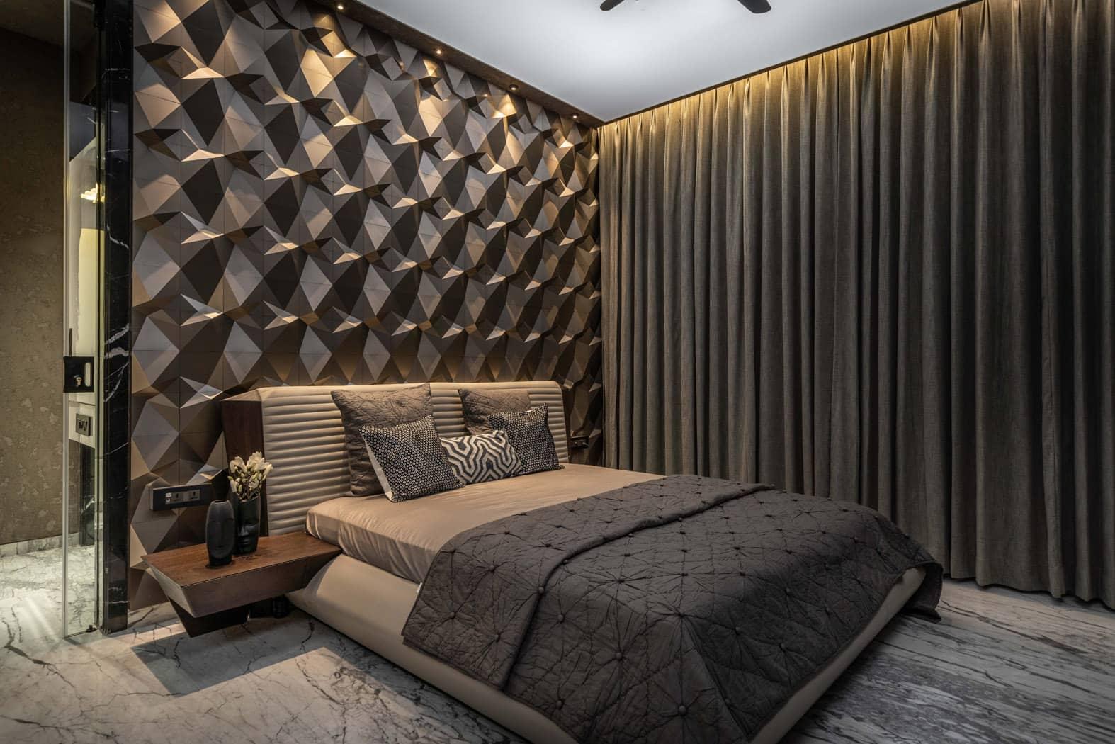3D Wall Penta