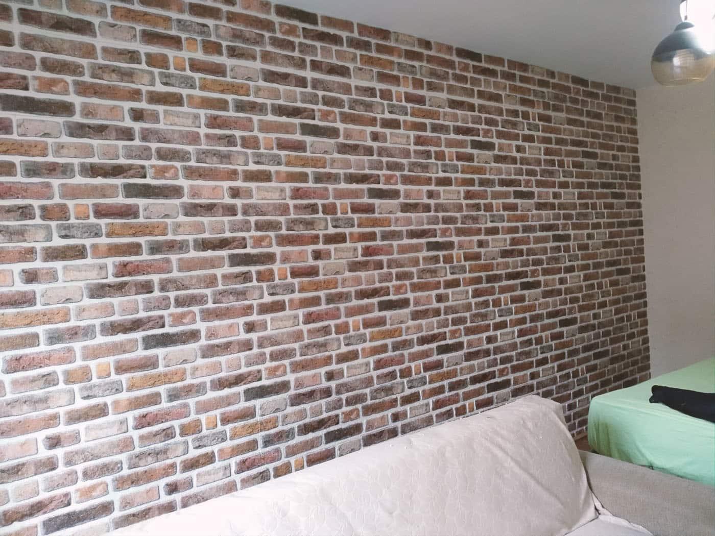 Wandverkleidung Backsteinoptik 651-002