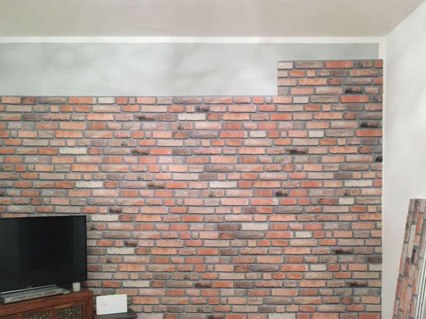Wandverkleidung Backsteinoptik 651-080